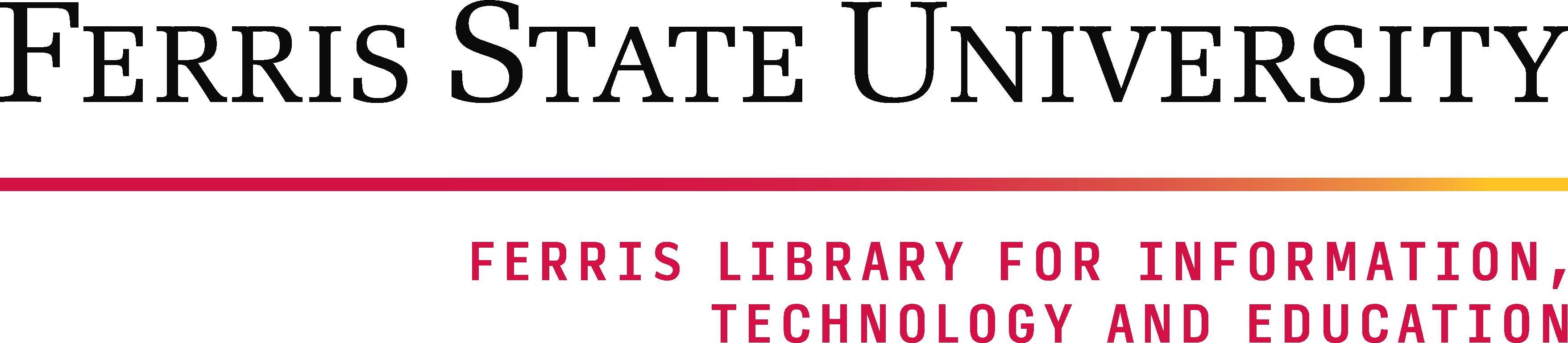 2020 Ferris Logo